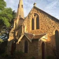 A presbyterian church