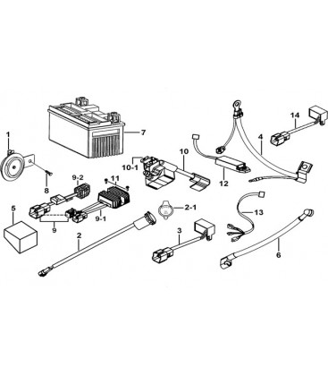 SYSTEME ELECTRIQUE 3
