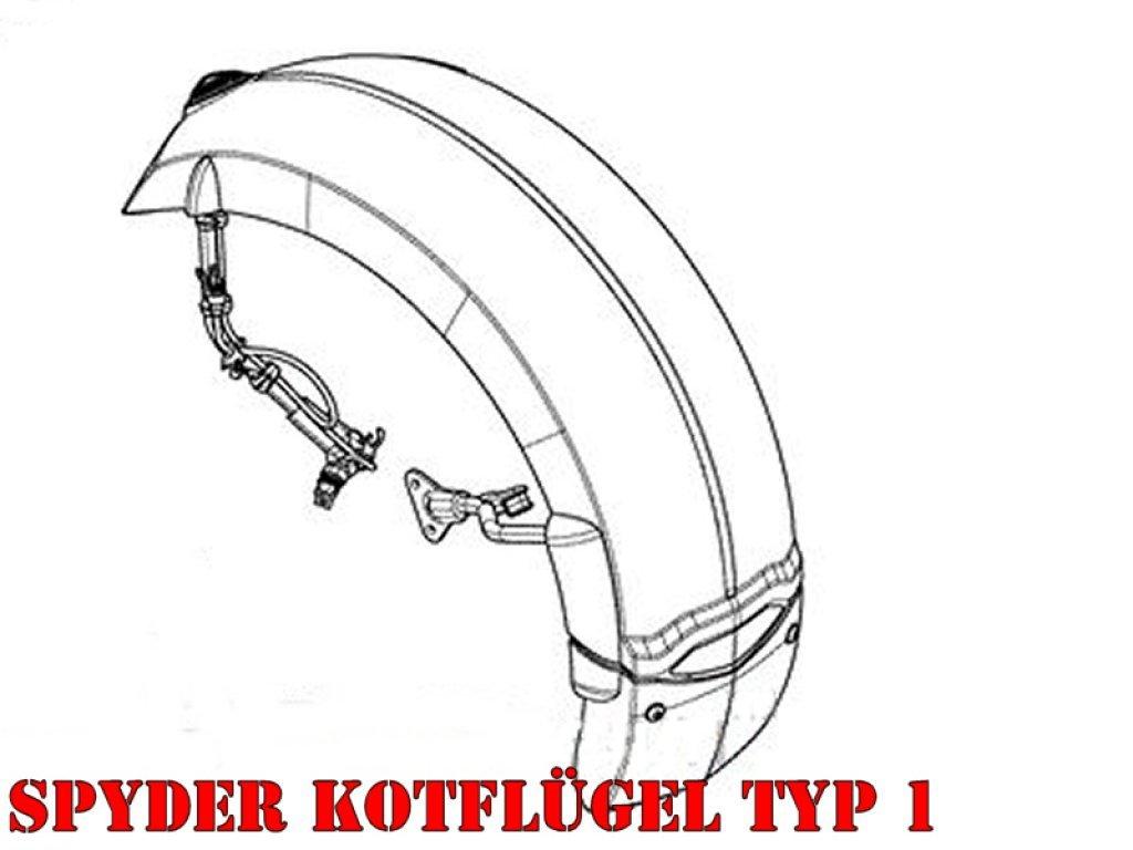 T-Bomber für die CAN-AM Spyder