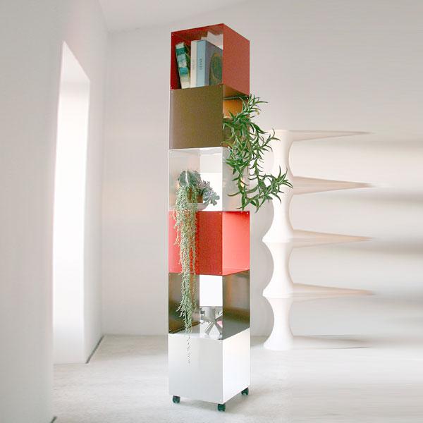 Bibliothques Design Tagres Modulables Cubes De