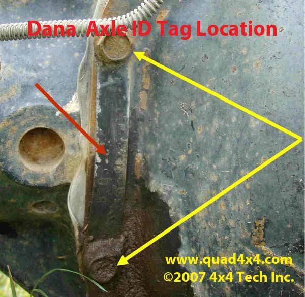 Parts 2000 F350 Axle Front