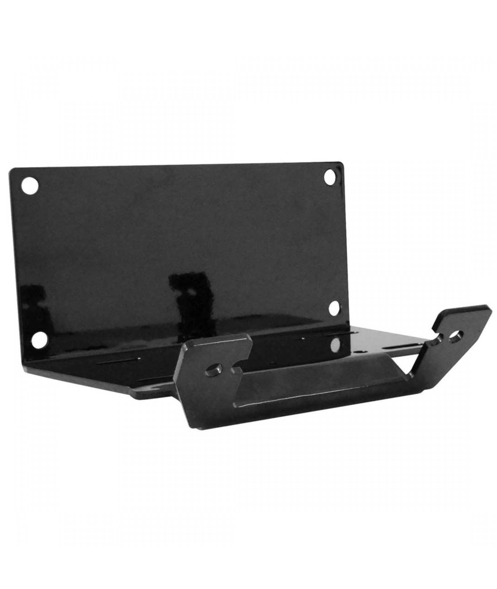 hight resolution of atv winch mount