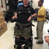 Standing Wheelchair F5 VS