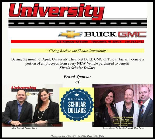 University Chevy GMC Buick