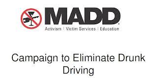 eliminate drunk driving