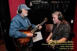 Howard and Travis Wammack