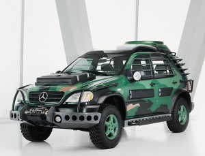 Get Jurassic Park Mercedes Gle