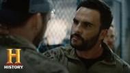 "Juan Pablo Raba as Ricky ""Buddha"" Ortiz"