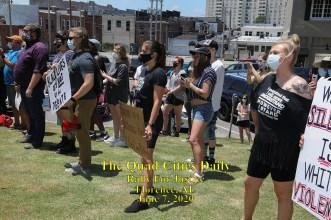 Black Lives Matter Florence_060720_2843