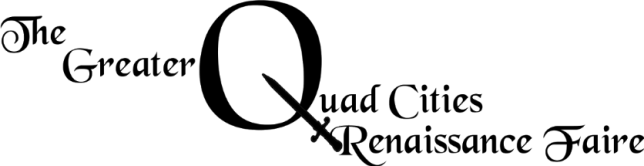 Quad Cities Renaissance Faire logo