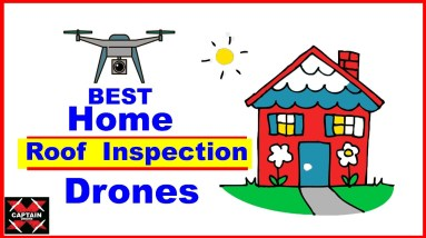 BEST Drones for Home and Roof Inspection and Realtor - Under $999