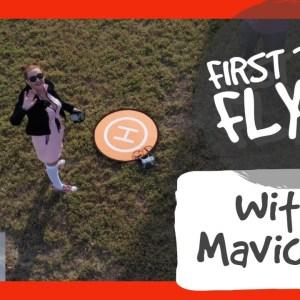 First Time Flyer with a DJI Mavic Mini