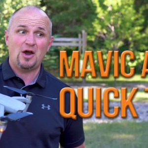 Mavic Air 2 Quick Tips - The MOST Important Setting for Beginners!