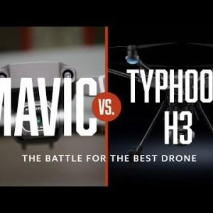 New Yuneec Typhoon H3 | Mavic killer?