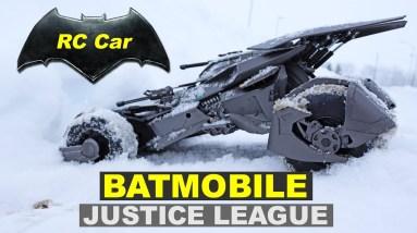 The Batmobile - An RC FPV Car - Justice League Movie - Review