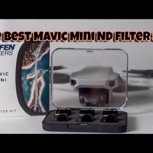 The BEST Mavic Mini ND Filters