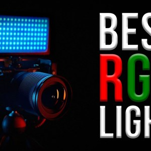 The Best RGB Panel Light - Panel Pro from LumeCube