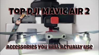 Top DJI Mavic Air 2 Accessories you will actually use