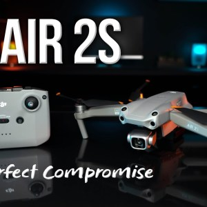 The DJI Air 2S Combines Everything You Need Into A Single Drone!
