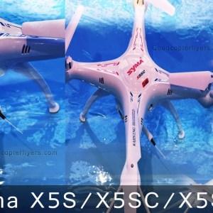 Syma X5S X5SC X5SC-1 X5SW Explorers 2 Headless Mode Quadcopter 2015 Series