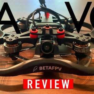 """BetaFpv PAVO30 3"""" Cinewhoop - REVIEW & FLIGHTS"""