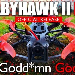 OFFICIAL RELEASE - EMAX BABYHAWK II HD - Full Review & Flights 🏆