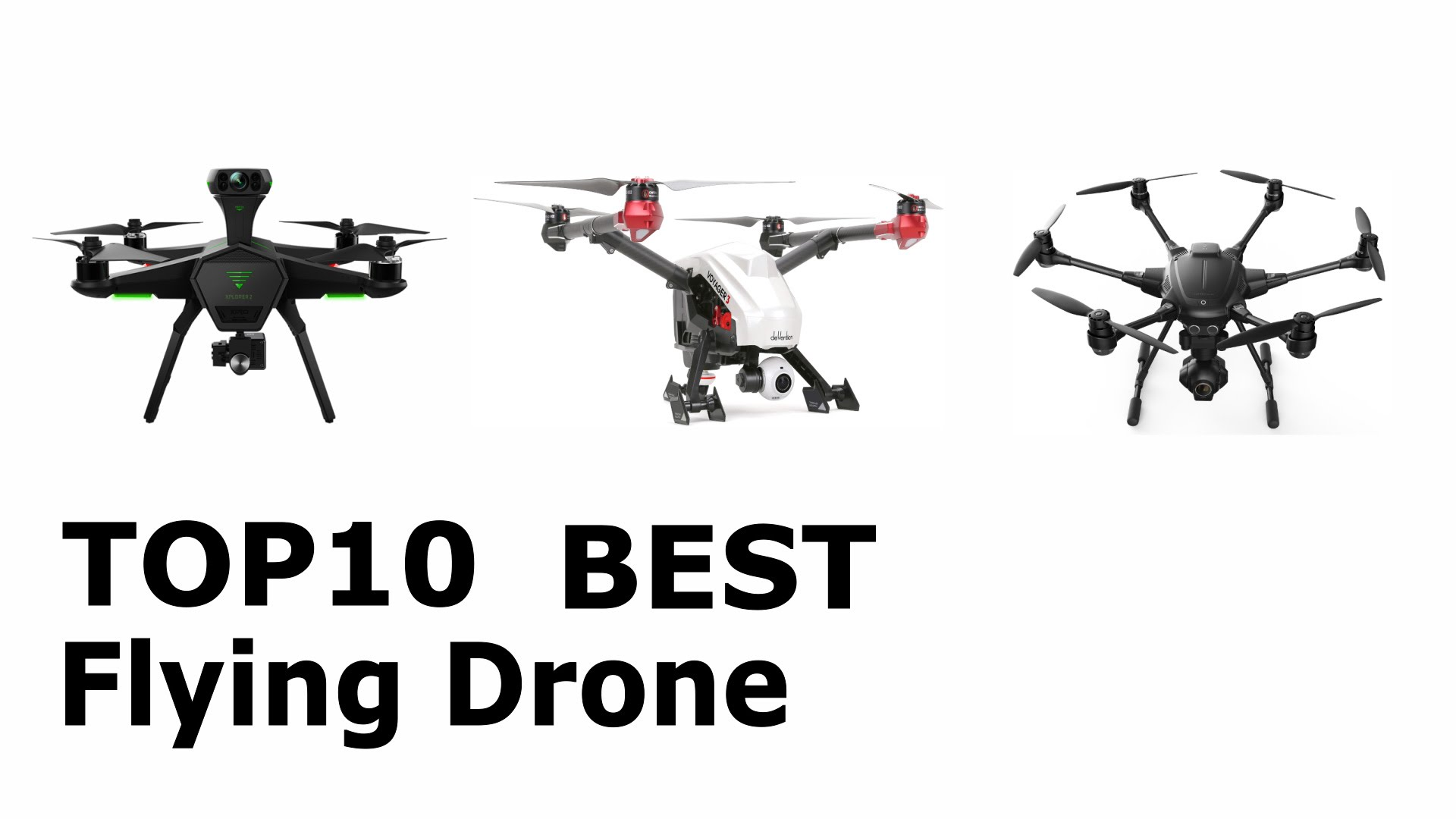 Top 10 Best Drone