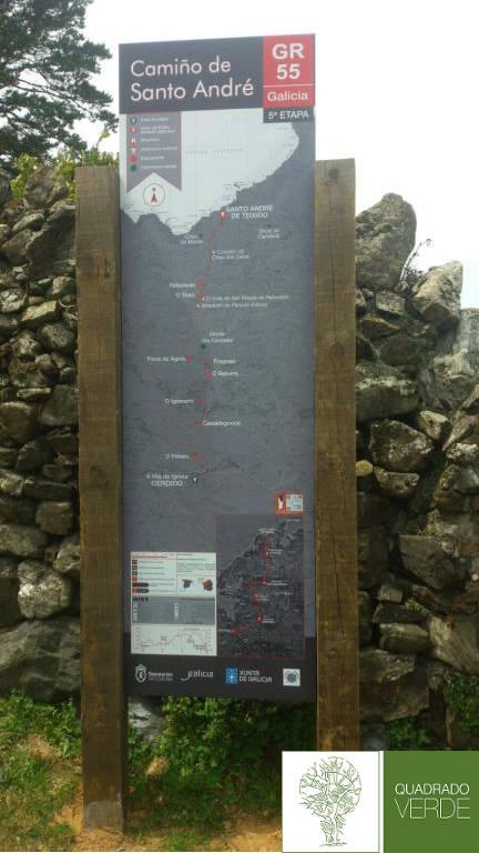 Camino santo andre-GR55-16-A