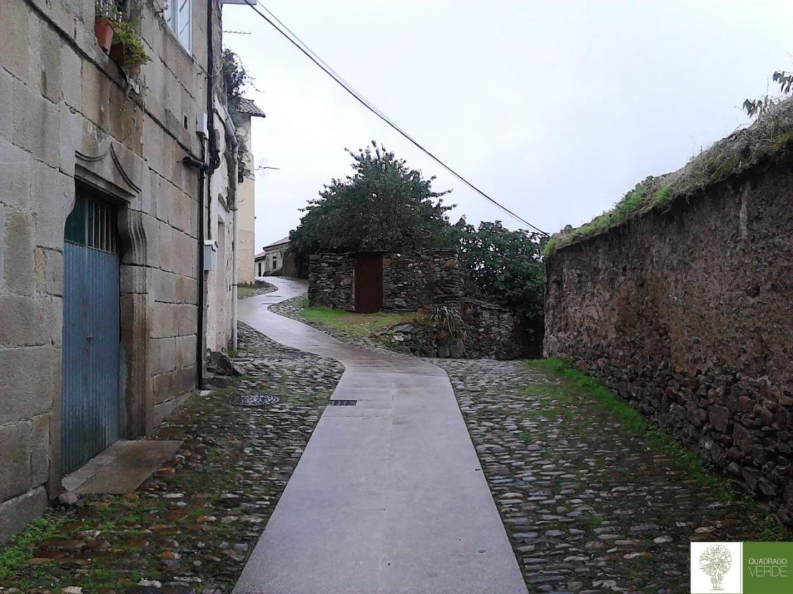 Rúa Falagueira, Monforte de Lemos