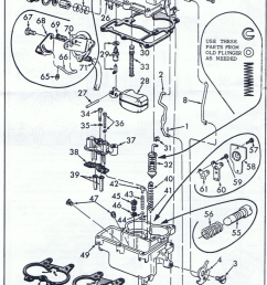 quadrajet parts diagram wiring diagrams the quadrajet parts diagram [ 650 x 1375 Pixel ]