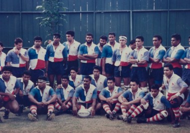Kandy Sports Club Rugby Team 1994