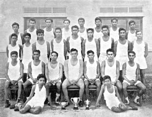 1956 St Aloysius Athletics