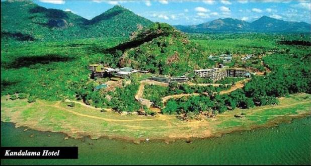 Picturisque Kandalama Hotel, Sri Lanka