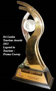 Sri Lanka Tourism Award 2011, Legends in Tourism-Prema Cooray