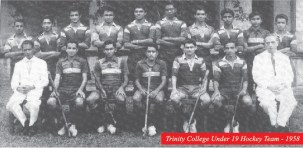 trinity-college-under-19-hockey-team-1958