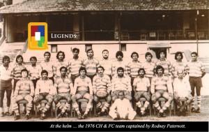 CH & FC 1976 captained by Rodney Paternott