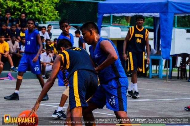 RC Vs STC Basketball-25