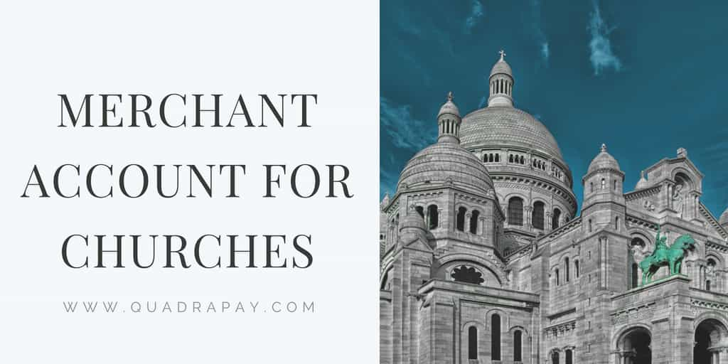 Merchant Account for Churches