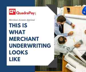Merchant Underwriting
