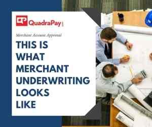 Merchant Underwriting