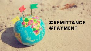 Remittance merchant accounts by quadrapay