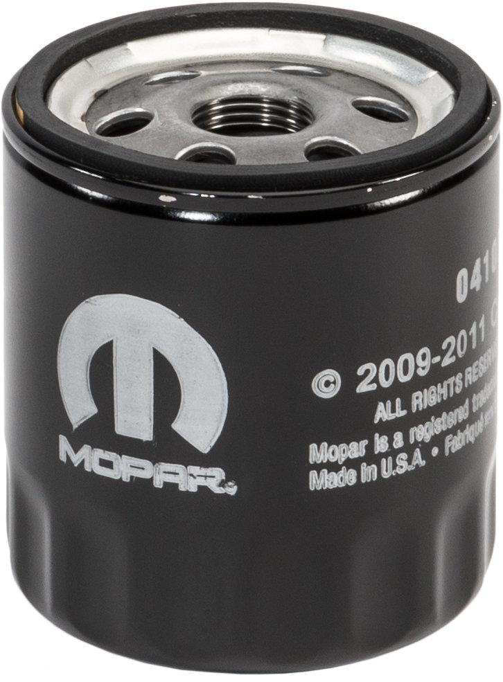 2009 Jeep Wrangler Oil Type : wrangler, Mopar, 4105409AC, Engine, Filter, 07-11, Wrangler, Quadratec