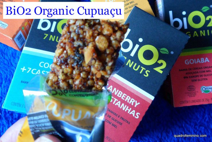 BiO2 Organic Cupuaçu 1