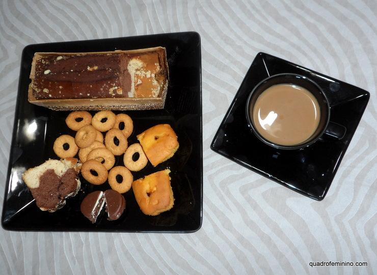 Momento delícia com Suavipan - bolo, bolinhos, rosquinhas e alfajor