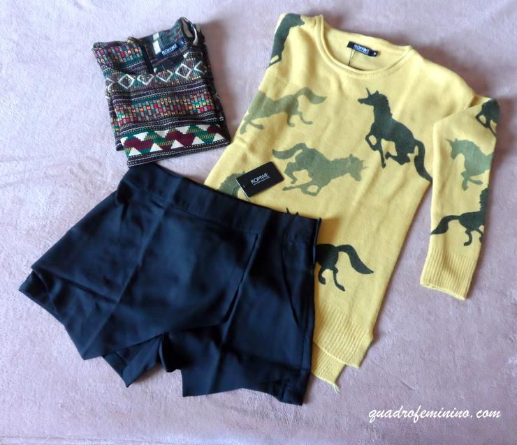 Romwe - roupas
