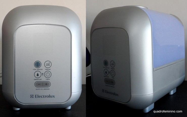 Umidificador de Ar Ultra Air -UM05E 4,5 litros - Electrolux