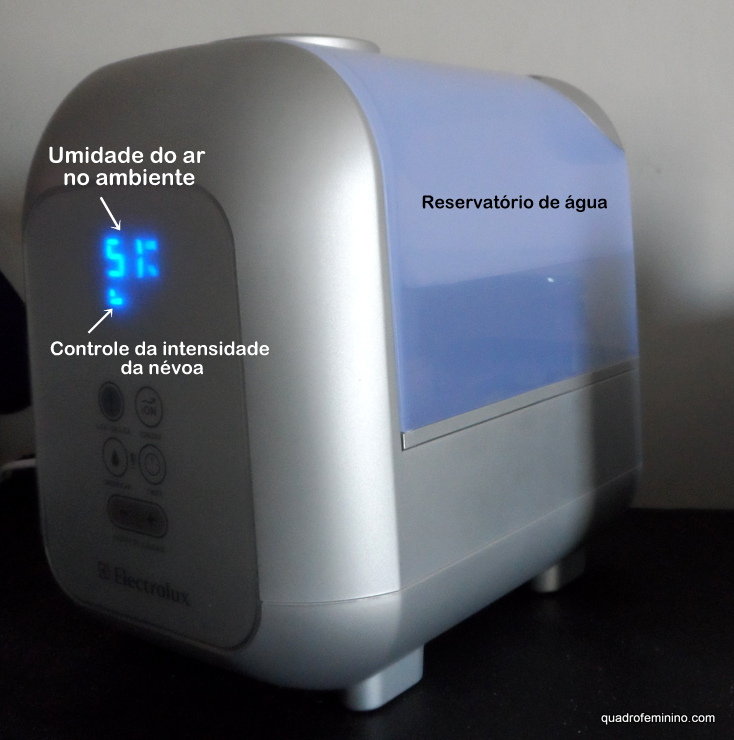 Umidificador de Ar Ultra Air da Electrolux