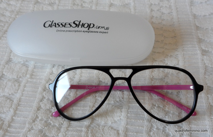 Youngstown - Black e Pink - GlassesShop