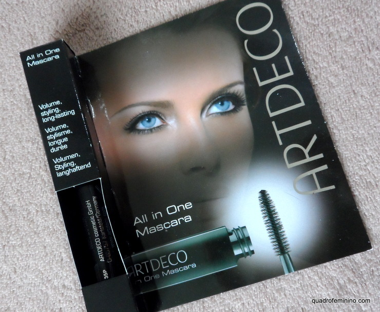 Artdeco Mascara All in One (2)