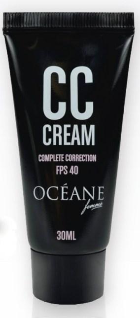 CC Cream Océane Femme